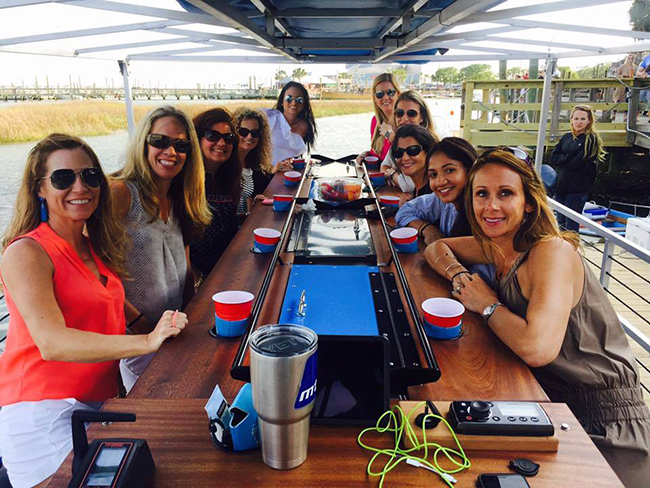 bachelorette parties myrtle beach